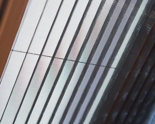 moustiquaire plissee 3